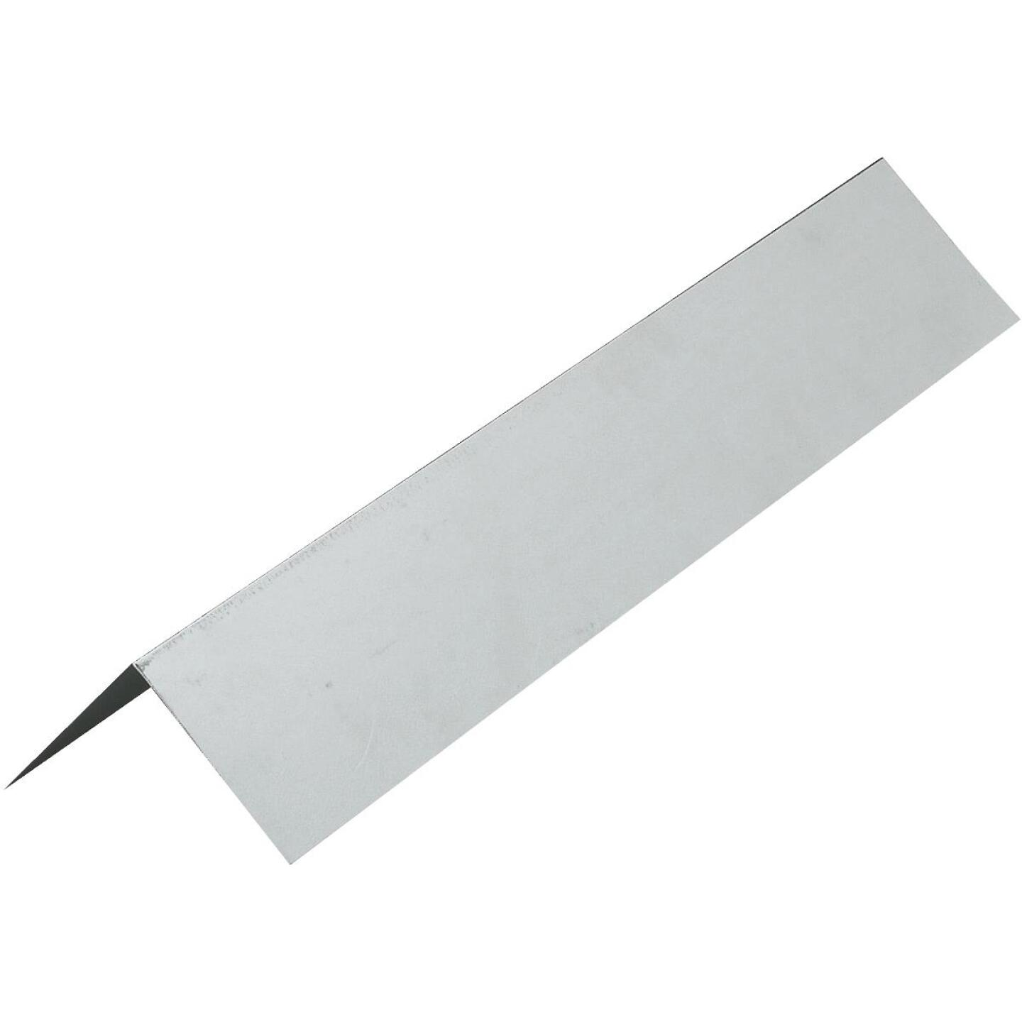 NorWesco A 3 In. X 3 In. Galvanized Steel Roof & Drip Edge Flashing Image 1