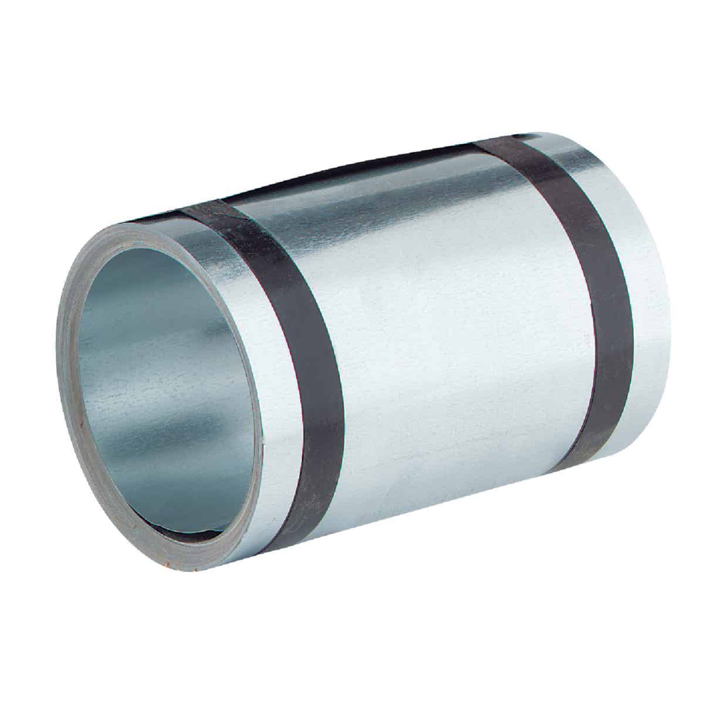 NorWesco 7 In. x 50 Ft. Mill Galvanized Roll Valley Flashing Image 1