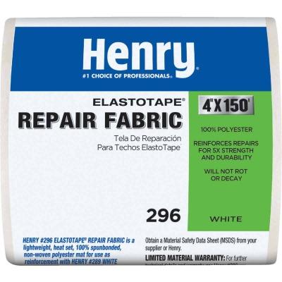 Henry ElastoTape 4 In. x 150 Ft. Reinforcing Fabric