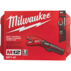 Milwaukee M12 12 Volt Lithium-Ion Copper Cordless Pipe Cutter Kit Image 6