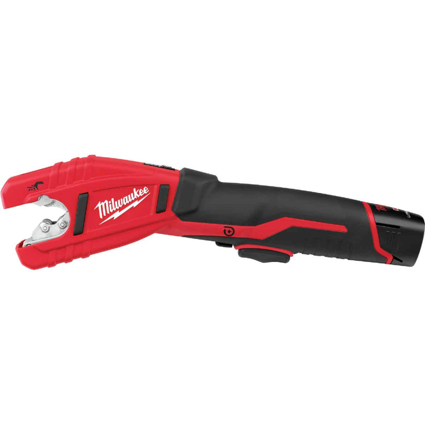 Milwaukee M12 12 Volt Lithium-Ion Copper Cordless Pipe Cutter Kit Image 7