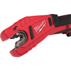 Milwaukee M12 12 Volt Lithium-Ion Copper Cordless Pipe Cutter Kit Image 8