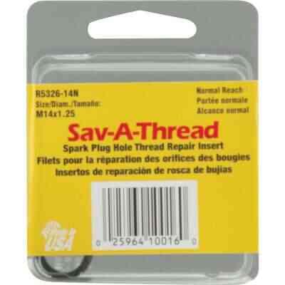 HeliCoil 14 x 1.25mm Normal Spark Plug Thread Insert