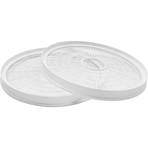 Nesco Snackmaster Add-A-Trays for 20 & 30 Series Dehydrators (2 Count)