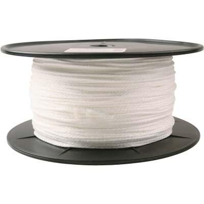 Do it 1/8 In. x 1000 Ft. White Braided Nylon Rope